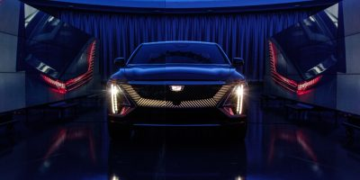 2023 Cadillac Lyriq Reservations Will Open Soon In China